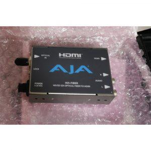 [Stock Clearance] AJA Hi5-Fiber Converter