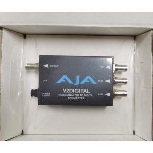 [Stock Clearance] AJA V2Digital Converter
