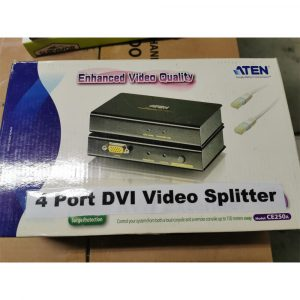 [Stock Clearance] ATEN  4-port DVI Video Splitter