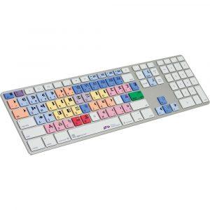 LogicKeyboard Avid Media Composer Apple Pro Alu Keyboard