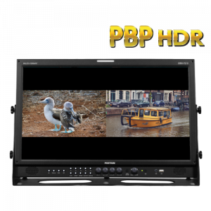 Postium 21″ Picture-by-Picture Monitor with 3G-SDI