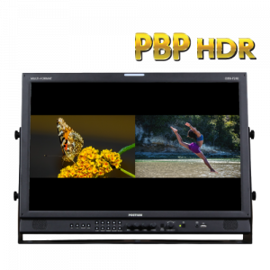Postium 24″ Picture-by-Picture Monitor with 3G-SDI