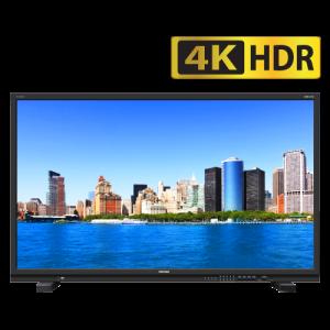 Postium 55″ 4K 12G-SDI Quad Link LCD Monitor